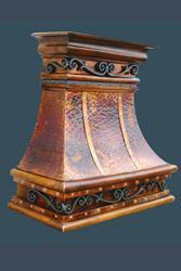 Copper Vent hoods