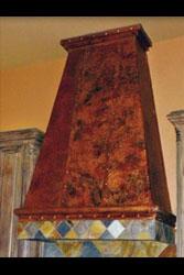 vent hoods copper range hoods