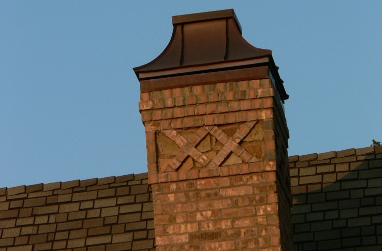 French Chimney Caps : Chimney cap old world copper range hoods vent